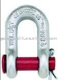 US Type ShackleG2150,US Type Forged Shackle