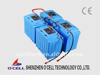LiFePo4 Battery 12V/ 40Ah