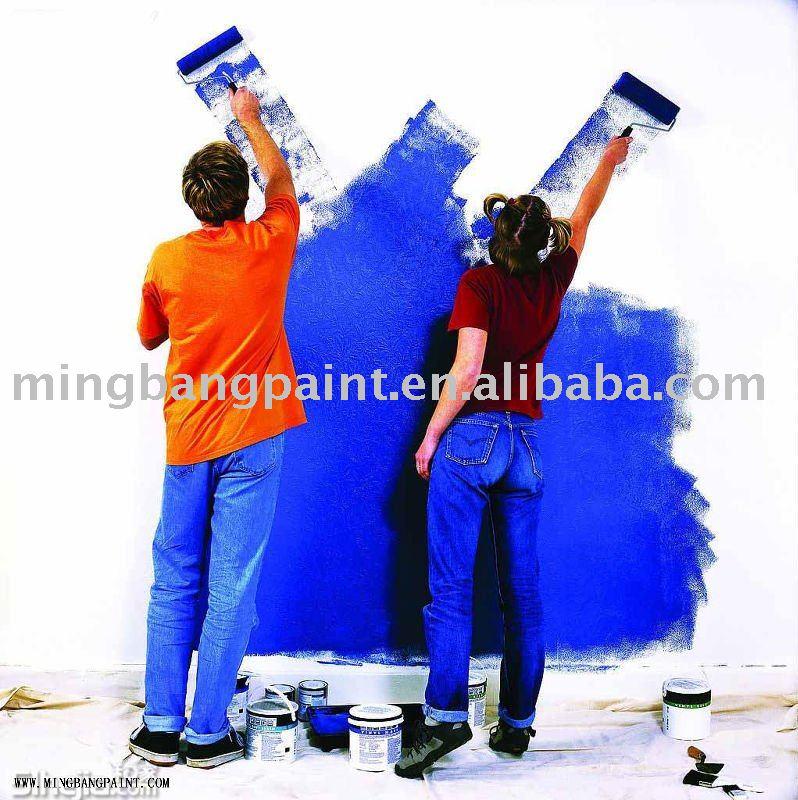 wall paint (interior wall paint,exterior wall paint)