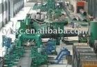 High Class Spiral Welded Pipe Line used tube mill
