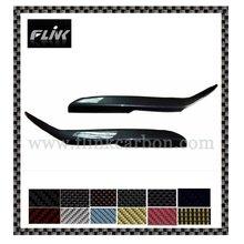 Carbon fiber car parts -Mazda M6 eyebrow (short)