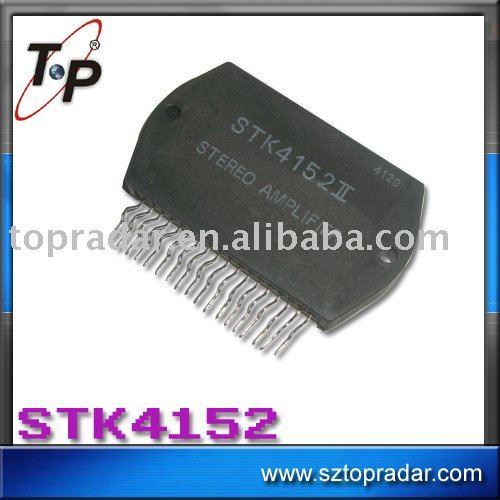 stk4152 интегральных схем