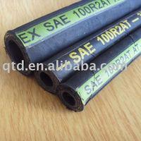 four layers braided hydraulic hose manuli hydraulic hose