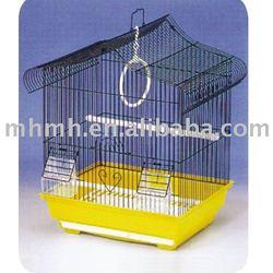 Portable Iron Bird Cage
