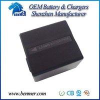 1050mAh 7.2V Li-ion battery, Camcorder battery For Pana.VW-VBD120/CGA-DU12 ( CE,UL,RoHS Certificate )
