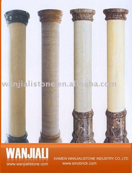 Pillar decorations