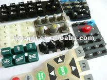 2012 OEM silicone rubber keypad