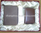 leather wallet, leather purse