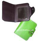 ladies'/men' s wallet/purse, leather wallet