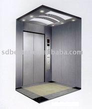 Passenger Elevator with Machine Room, Gearless Motor