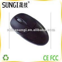 Black 3D computer cheap mouse