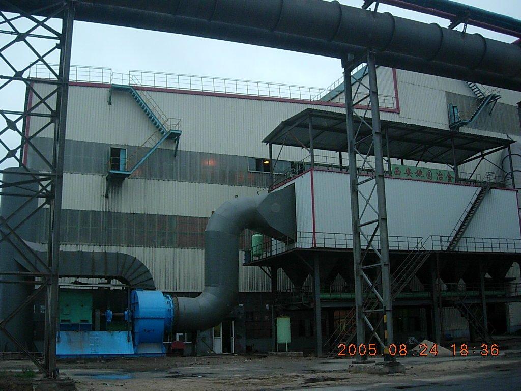 Industrial de fundição de forno elétrico a arco( eaf)