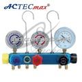 Uzun ömürlü R410A manifold gösterge, klima manifold gösterge, manifold gösterge