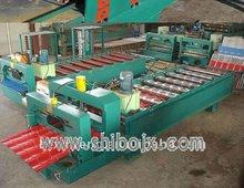 Automatic Corrugated Glazed Roll Forming Machine