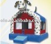 2013 best selling mini inflatable animal water slide for sale