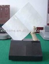 White Marble stone tombstone