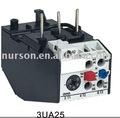 Los tipos 3ua electrónica relé de sobrecarga/relé de disparo eléctrico de corriente alterna relé de