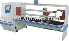 Double Shafts Log Splitter roll Cutting Machine Tape Cutting Machine/Cutting Tape Machine