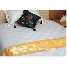 hotel bedding set/100% cotton high quality hotel bedding set