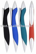 Plastic novelty shaped pen