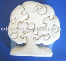 Wooden 3D Puzzle DIY Toys