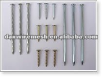 Industry Use Steel Smooth Shank Pallet Nails