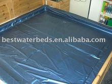 Softside water mattress