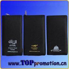 PU passport holder top09056