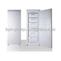 180L Single Door Refrigerator Freezer With CE home refrigerator, mini fridge