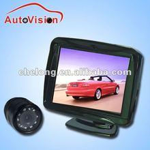 """3.5"""" Car rear view LCD monitor"""