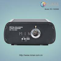 Metal Halide, 8 colors,DMX, Dimming, twinkle, Fiber optic illuminator