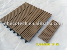 Wood Plastic Composites(WPC) Tiles(CE Certificated)