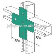 5 hole cross plate