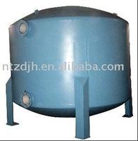 sand filter tank/water storage tank/Water treatment quartz sand tank