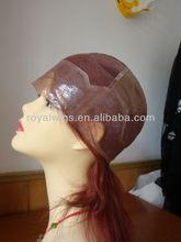 Skin PU full lace wig