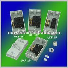 UKF Weather Protected Isolating Switch