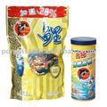 alimento para peces koi