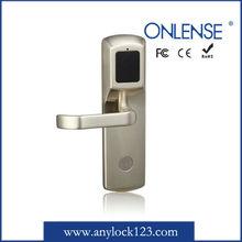 key card hotel door lock supplier for 12years