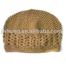 brown color Infant kufi hats