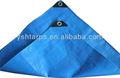 El embalaje encerado 120 gsm/azul/verde/impermeable plata anti - uv