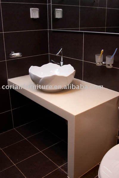 Bathroom wash basin counter view wash basin counter for Bathroom wash basin counter designs