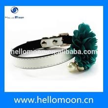 Flower Handmade Dog Collars