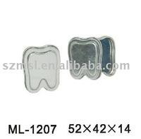 Tin Tooth Box
