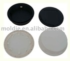 Plastic injection round parts and components