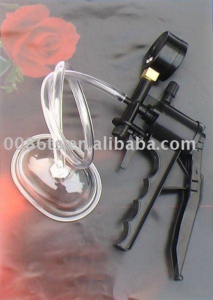 ... Plastic vacuum suction pussy pump for women-pussy pump set kit-TS6022