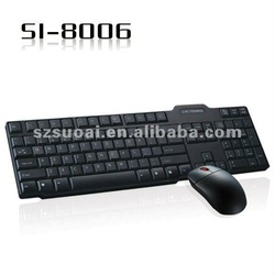 best quality 2.4G wireless mouse keyboard combos