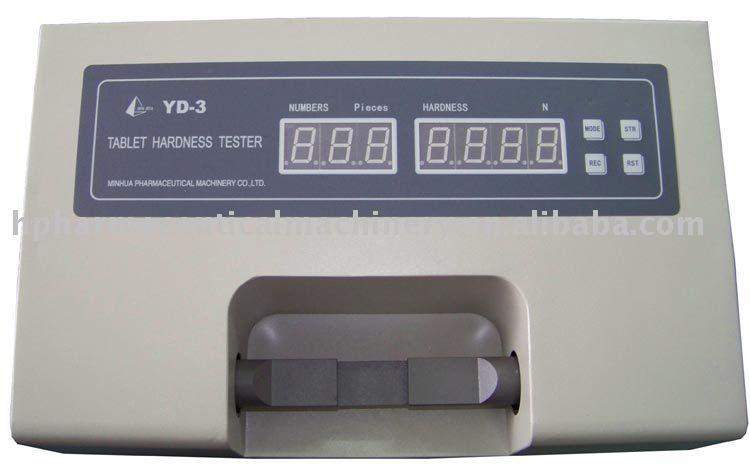 Tablet probador de la dureza yd-3