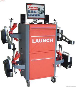Original 2013 Launch X-631 Wheel Aligner