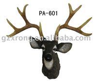 resin home decoration deer head