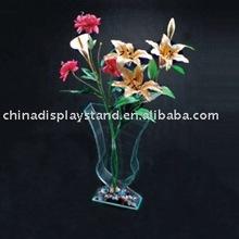 Acrylic humidifier vase/acrylic vase/acrylic flower vase